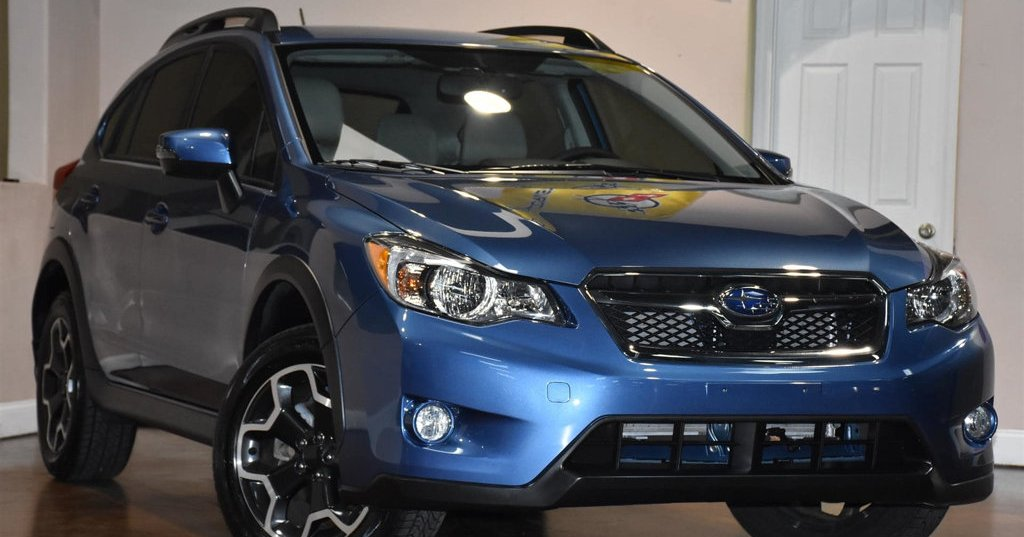 subaru xv quartz blue 2.0 executive